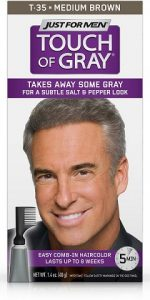 Just For Men Touch Of Gray Comb