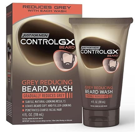 Just for Men Control GX Beard Wash