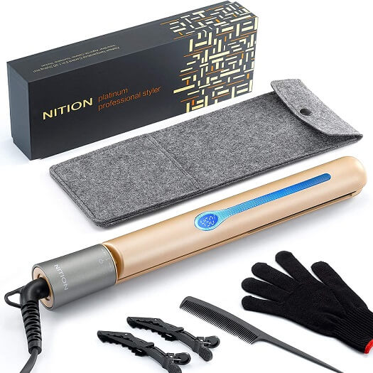 NITION Hair Straightener