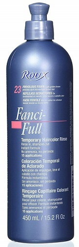 Roux Fanci Full Rinse hair color