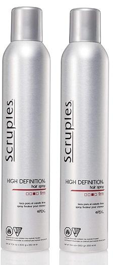 Scruples High Definition Hair Spray