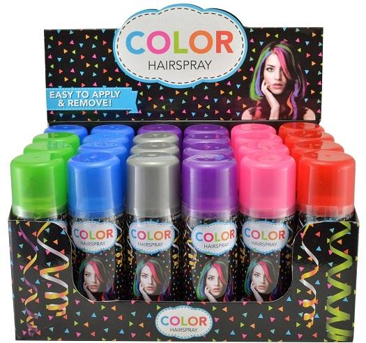 Temporary Hair Color Spray
