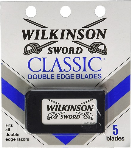 Wilkinson Sword Classic Double Edge Razor Blades