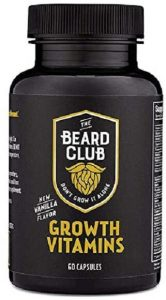 uncut beard club growth virtamins