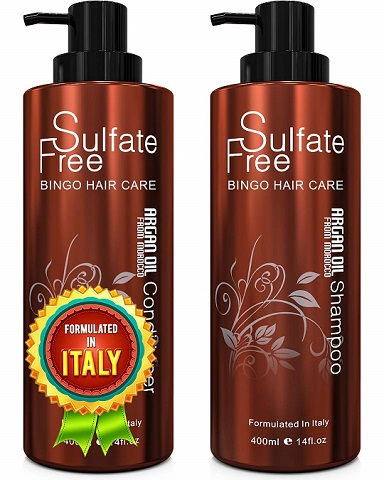 Bingo Hair Care Sulfate FreeShampoo