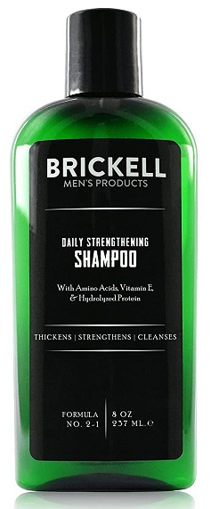 Brickell Men's Shampoo