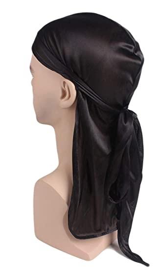 Century Star Satin Silk Head Wrap