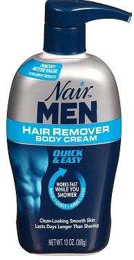 Nair Hair Remover for Men