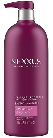 Nexxus Color Assure for Color Treated Hair