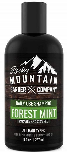 Rocky Mountain Barber Company Shampoo