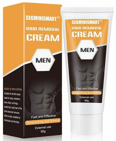 SEGMINISMART Hair Removal Cream