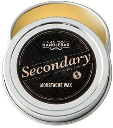 Secondary Strong Hold Moustache Wax