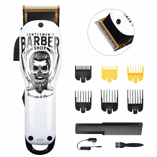 BESTBOMG Professional Hair Clipper