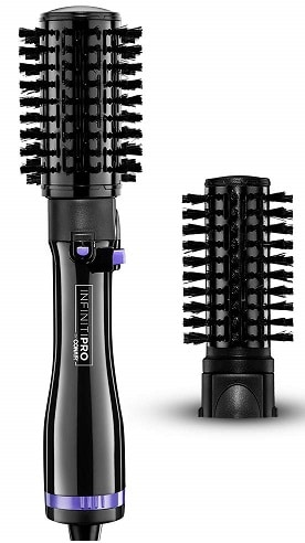 INFINITIPRO BY CONAIR Hot Air Spin Brush