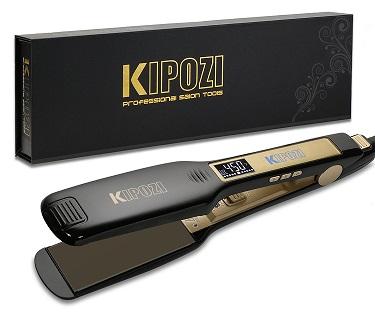 KIPOZI Professional hair straightner