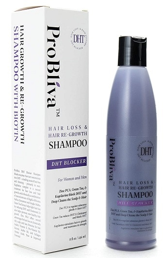 ProBliva DHT Blocker Hair Loss shampoo