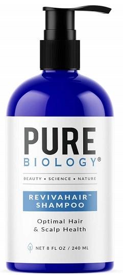 Pure Biology Premium Revivahair Shampoo