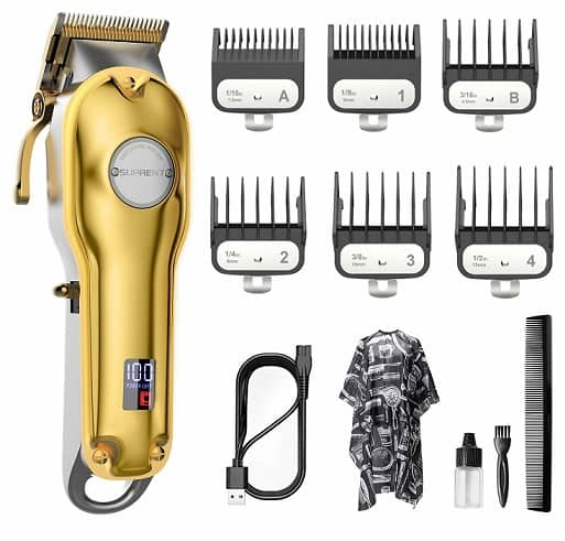 SUPRENT Hair Clippers for Men