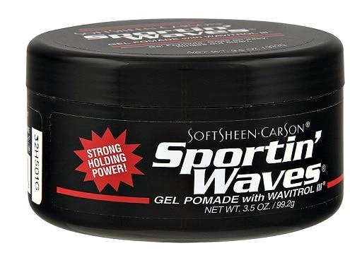 Soft Sheen Sportin Waves