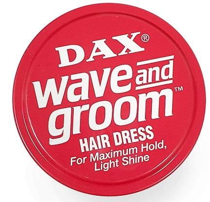 dax wave and groom hair dress ounce jar