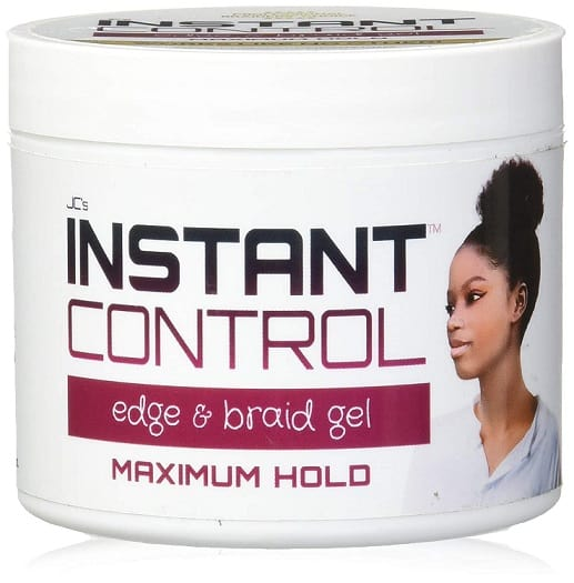 Top 5 Edge Control To Manage 4C Hair Type