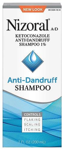 nizoral anti dandruf shampoo