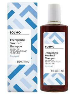 Amazon Brand - Solimo Therapeutic Dandruff Shampoo