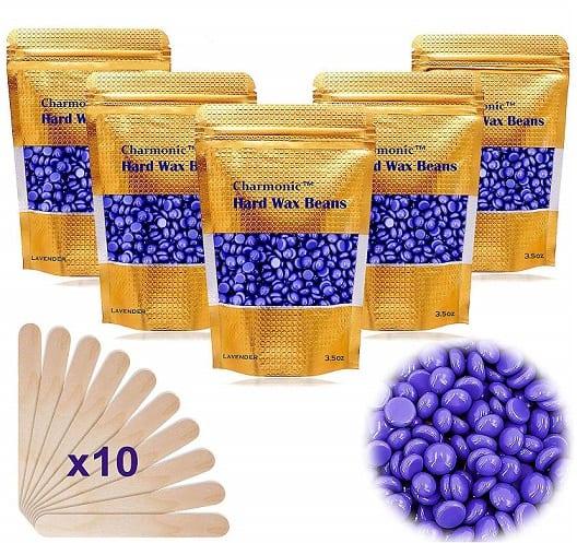Charmonic Hair Wax Beans