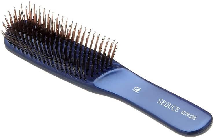 IKEMOTO SEN-705-BL Seduce Hair Care Brush