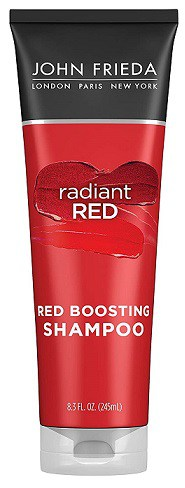 John Frieda Radiant Red Boosting Shampoo