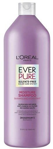 LOréal Paris Everpure Moisture Sulfate-Free Shampoo
