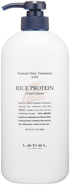 Lebel Natural Hair Treatment with Rp