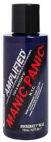 Manic Panic Rockabilly Blue Hair Color