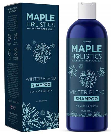 Maple Holostics Daily Shampoo for Color Treated Hair