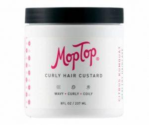 MopTop Curly Hair Custard Gel for Fine