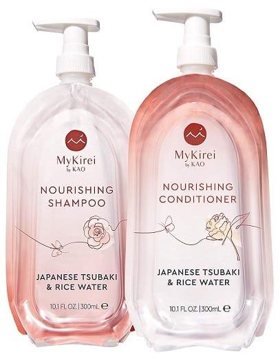 MyKirei By Kao Shampoo & Conditioner