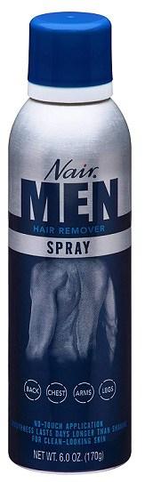 Nair Men Hair Remover Spray