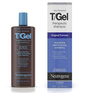 Neutrogena TGel Therapeutic Shampoo