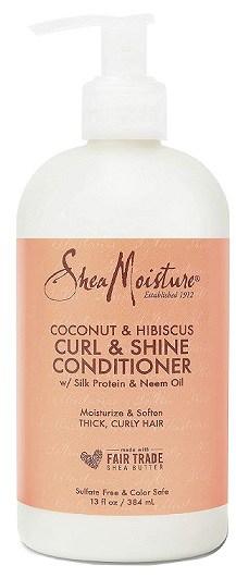 SheaMoisture Curl and Shine Conditioner