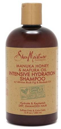 SheaMoisture Manuka Honey Mafura Oil Shampoo