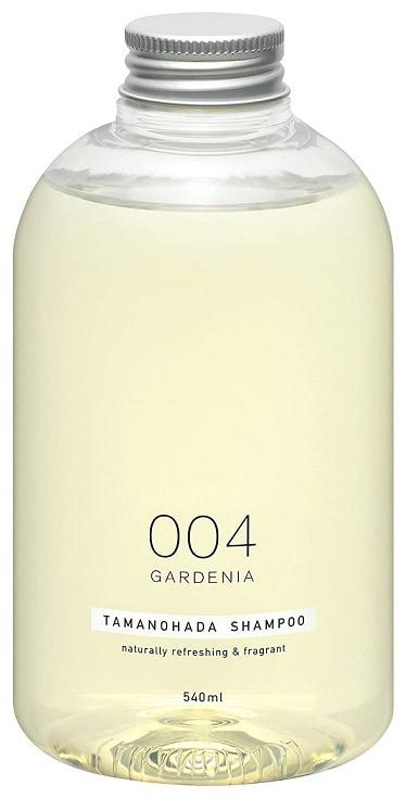 TAMANOHADA 004 Gardenia Natural Hair Shampoo
