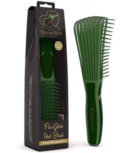 Tressfully Yours FlexiGlide Hair Brush