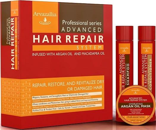Arvazallia Advanced Hair Repair Shampoo