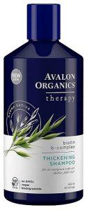 Avalon Organics Therapy Thickening Shampoo