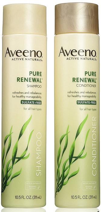 Aveeno Active Naturals Pure Renewal Shampoo