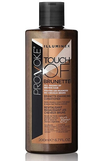 Brunette Deep Conditioner for Dry Damaged Hair