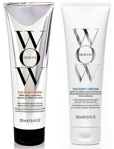 COLOR WOW Sulfate-Free Color Security Shampoo