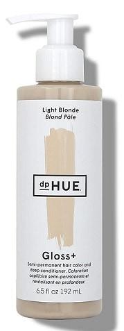 DPHUE Gloss Semi-Permanent Hair Dye-Light Blond