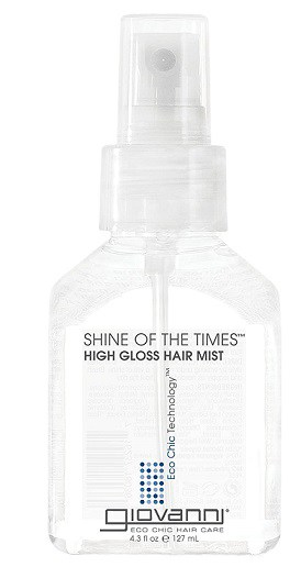 GIOVANNI Shine of the Times Hair Mist