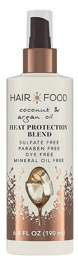 Hair Food Heat Protectant Spray